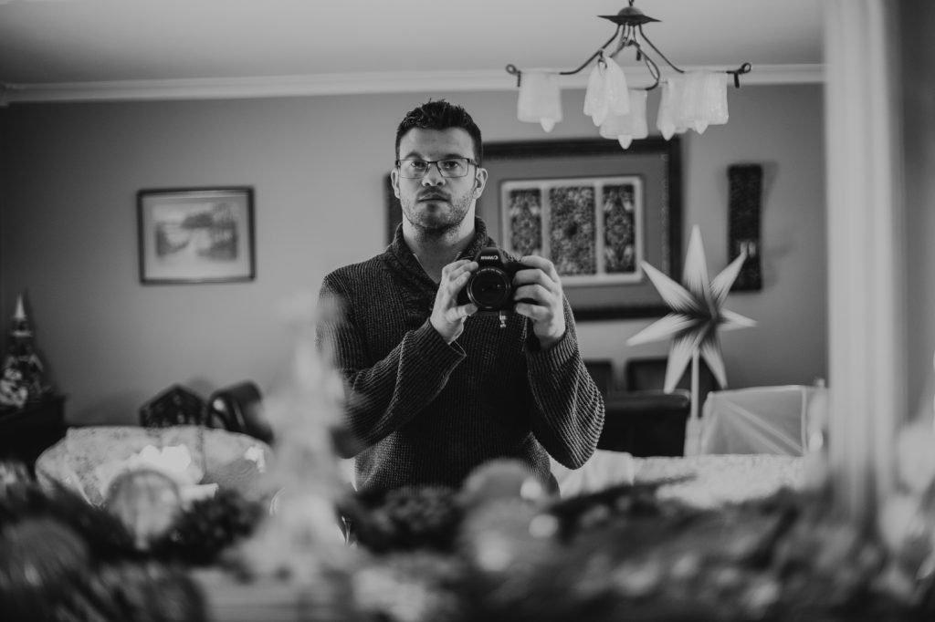 About Darren Byrne | Wedding Photographer