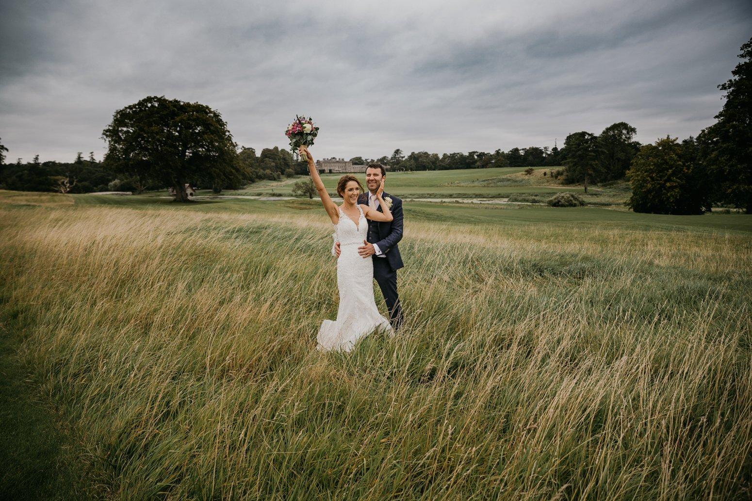 real wedding photography at Carton House Maynooth Co.Kildare