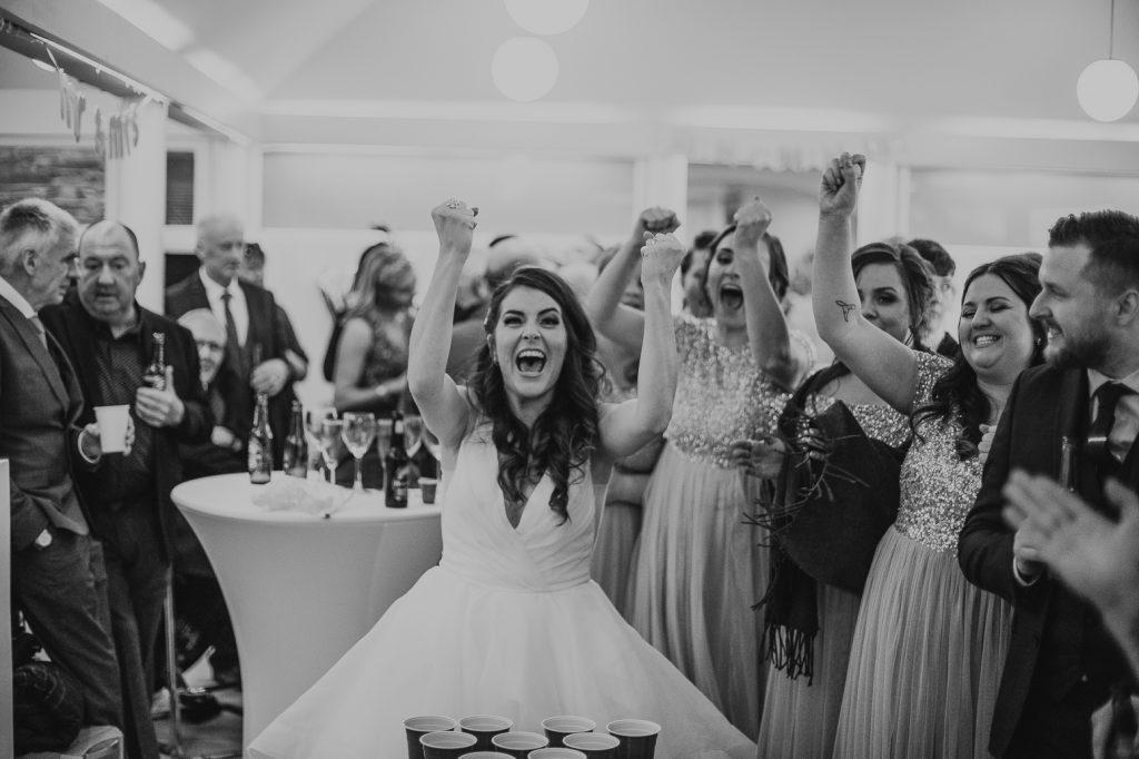 real wedding at Inish Beg Estate