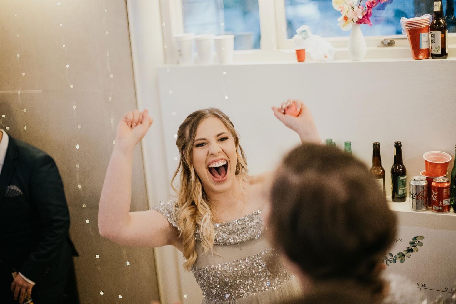 choosing a wedding singer with Darren Byrne Photography