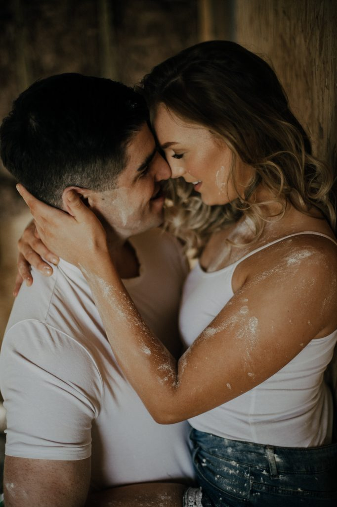 engagement shoot with a difference - Irelands wedding photographer Darren Byrne