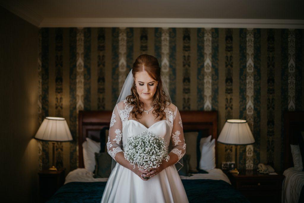choosing a wedidng bouquet for your Irish wedding