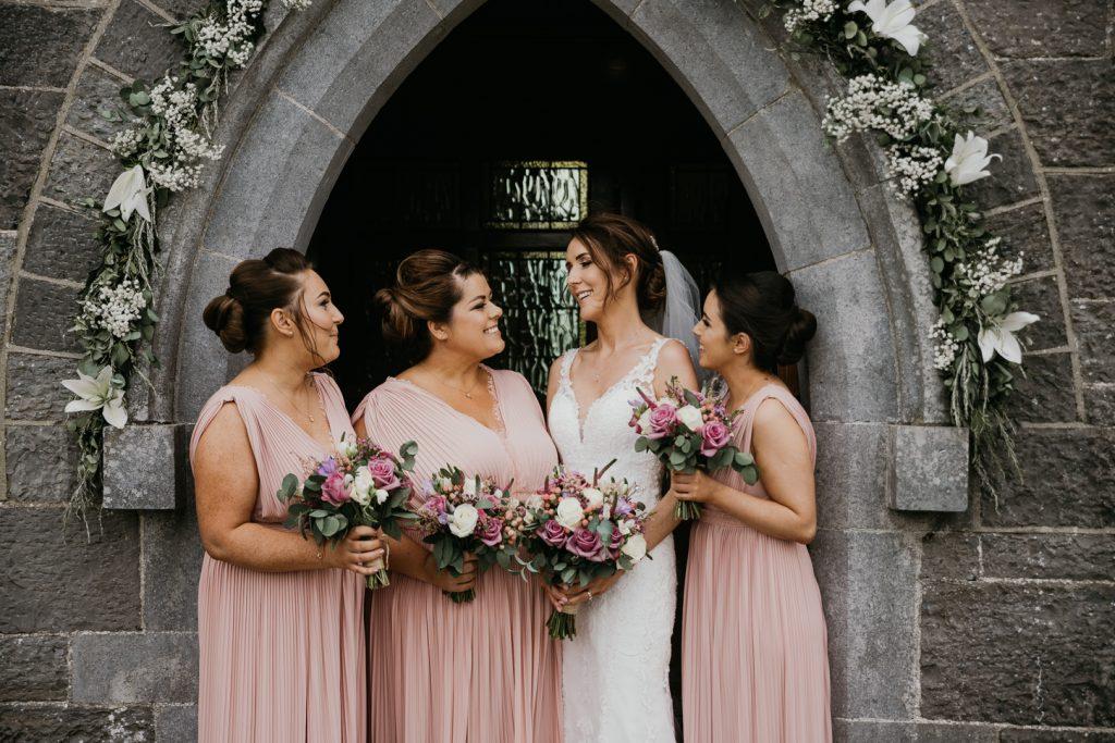 Wedidng Bouquet - How to choose oyur wedding flowers with Darren Byrne wedding photographer