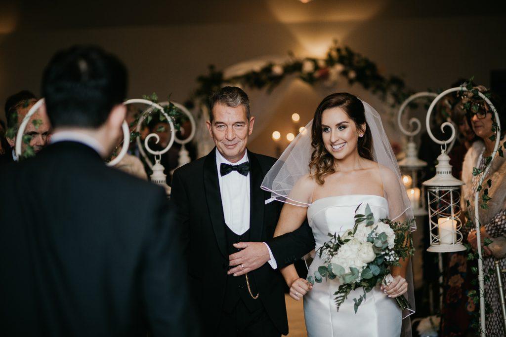 Wedding Bouquet Tips by Darren Byrne Wedding Photographer
